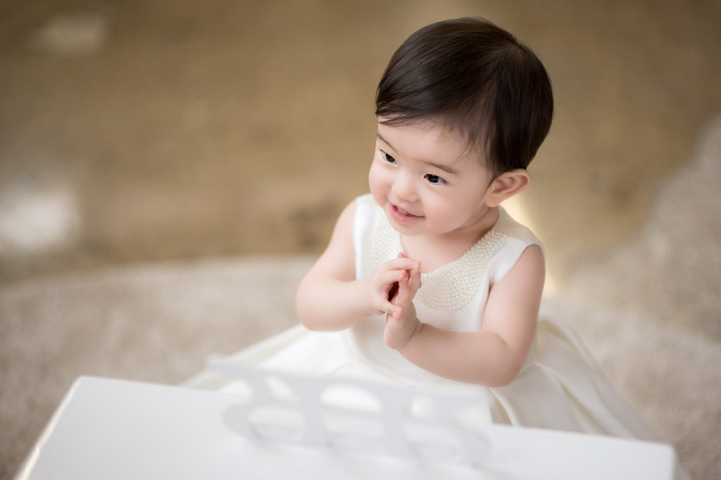 Adorable Baby Photoshoot